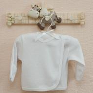 LORITA siaustinukai trikotažiniai su piršt. baltos sp. 62cm 99 99