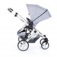 ABC DESIGN universalus vežimėlis Salsa 4 graphite grey 2147483647