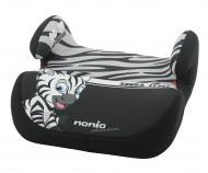NANIA automobilinė kėdutė - busteris Topo Comfort Adventure Zebre 547244 547244