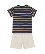 MOTHERCARE t-shirt and shorts boy Fantastic Trip SD210 524404
