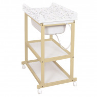 CEBA changing station  Laura Dream Roll-over Natural W-650-903-100