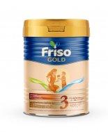 FRISO GOLD 3 pieno mišinys vaikams 12m+ 400g FA73 FA73