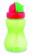 CANPOL BABIES canteen with straw, 270ml, 56/109 green 56/109_gre
