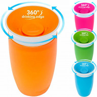 MUNCHKIN cup Miracle 360 Sippy 10oz/296m 012096 012096