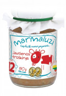 MARMALUZI meat puree  190g 12m+ 4779034140063