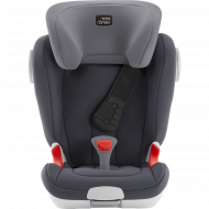 BRITAX car seat KIDFIX II XP SICT BLACK SERIES  Storm Grey ZS SB, 2000025574 2000025574
