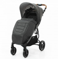 VALCO BABY kojų užklotas Snap 4 Trend / Charcoal 9916 9916