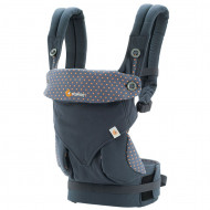 ERGOBABY Carrier Dusty Blue BC360ABLU BC360ABLU