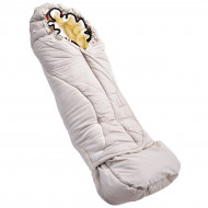 LODGER vokelis Explorer Shell off white BK 704