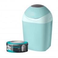 TOMMEE TIPPEE konteineris sauskelnių green Sangenic tec, 84009801 84009802