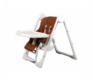 MILLI DINNER highchair Brown 502A 502A brown