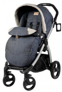 PEG PEREGO sportinė dalis Pop up Luxe Blue Denim ISPV300062DF51DB51