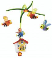 BABY CLASSIC muzikinė karuselė, 00067099000000 00067099000000