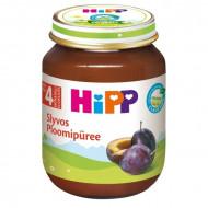 HiPP slyvų tyrelė 125g 4m+ 4253 4253