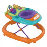 CHICCO vaikštynė Walky Talky Baby Orange Wave 07079540980000