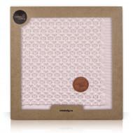 CEBA pledas 90x90cm Pink W-812-110-130