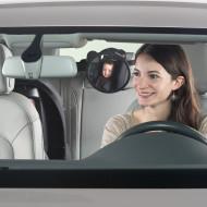 SAFETY 1ST veidrodėlis vaikui matyti automobilyje  Black 33110128 33110128