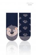 STEVEN Socks bear brown 138-041 17-19 138-090 11-13