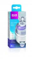 LOVI stiklinis buteliukas 150 ml Diamond Glass Pure 74/100 74/100