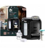 TOMMEE TIPPEE pieno mišinukų ruošimo aparatas DAY and NIGHT, juodas, 423746 423746