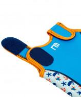 MOTHERCARE maudymosi kostiumėlis be rankovių, 6-12 mėn, mėlynas, 916733 916749
