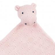 JOLLEIN cuddle cloth Hippo Creamy Peach 041-001-65129