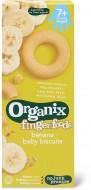 ORGANIX EKO bananiniai sausainiai 10m+ 54g 119325 119325