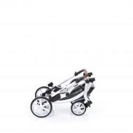 ABC DESIGN vežimėlis dvynukams Zoom graphite grey 2147483647