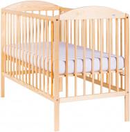 DREWEX lovytė KUBA II su išimamais pagaliukais pine wood 5902622000336
