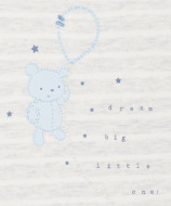 MOTHERCARE bibshorts and bodysuit boy Little Bear SA483 473260