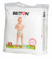 BRITTON training pants Girl&Boy XL 13+kg 18 pcs. B2212 B2212