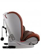 Milli Safe Fix automobilinė kėdutė ruda 4752062142438
