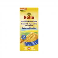 HOLLE ekologiški sausainiai 8m+ 150g 143609 143609