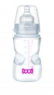 LOVI buteliukas plačiu kakliuku PP Super vent 250ml 21/562 21/562