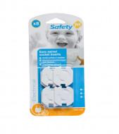 Safety 1st kištukai pasukami elektros lizdo, 8vnt., 39051760 39051760