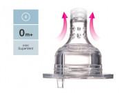 LOVI rinkinys buteliukas Medical+ 150ml, + dovana dinaminis čiulptukas, 0204exp 0204exp