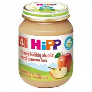 HiPP obuolių tyrelė 4m+ 125g 4233 4233