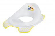 KEEEPER dangtis klozetui  Winnie the Pooh & Friends white 0030 0030