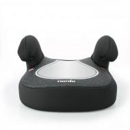 NANIA car seat-booster Skyline Black 255098