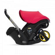 DOONA + automobilinė kėdutė Flame Red SP150-20-031-015