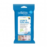 DR.BROWNS pacifier and bottle wipes 40 pcs. HG040-P2 HG040-P2