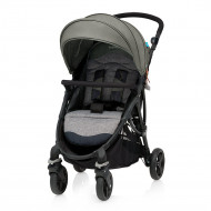BABY DESIGN vežimėlis Smart Olive 04 smart04