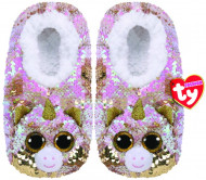 TY FASHION sequin slippery socks FANTASIA 18,5 cm, TY95501 TY95501