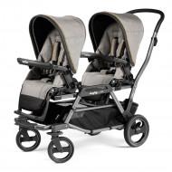 PEG PEREGO twin stroller Duette Piroet Luxe Grey IP08280062BA53PL93