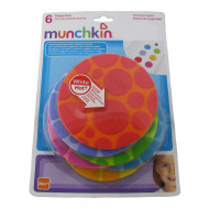 MUNCHKIN 6 Grippy Dots (hot termometer) Grippy Dots 36m+ 011196 011196