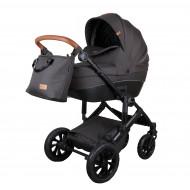 MILLI vežimėlis Style 2in1 Dark grey 4752062146559