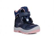 GEOX Žieminiai batai Amphibiox™ Navy/Pink B943UA-0HIFU-C0694 24 B943UA-0HIFU-C0694
