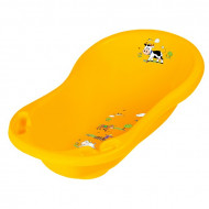 OKT KIDS bath 100cm Funny farm sunny apricot 8718-456 8718-456