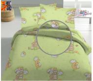 LORITA bedding set 3 pcs. Pink 601-95 601-95 R