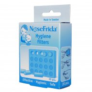 NOSEFRIDA higieniniai filtrai aspiratoriui 20 vnt. 7330304471156